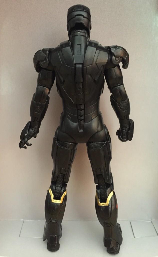 "Back of 6"" Marvel Now Iron Man Marvel Legends Action Figure"