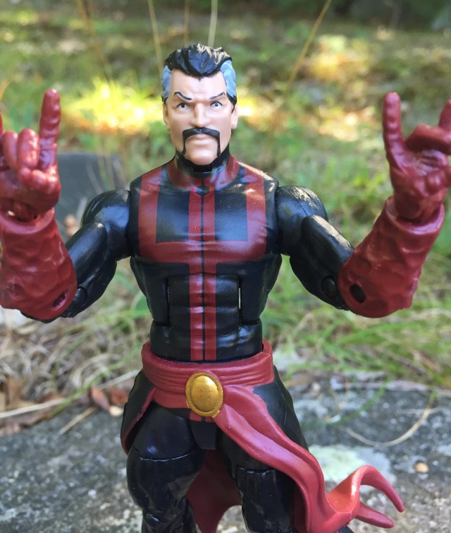 Marvel Legends 2015 Doctor Strange Head Sculpt