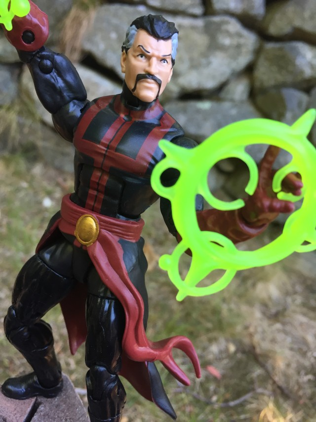 Marvel Legends Doctor Strange Review 2015