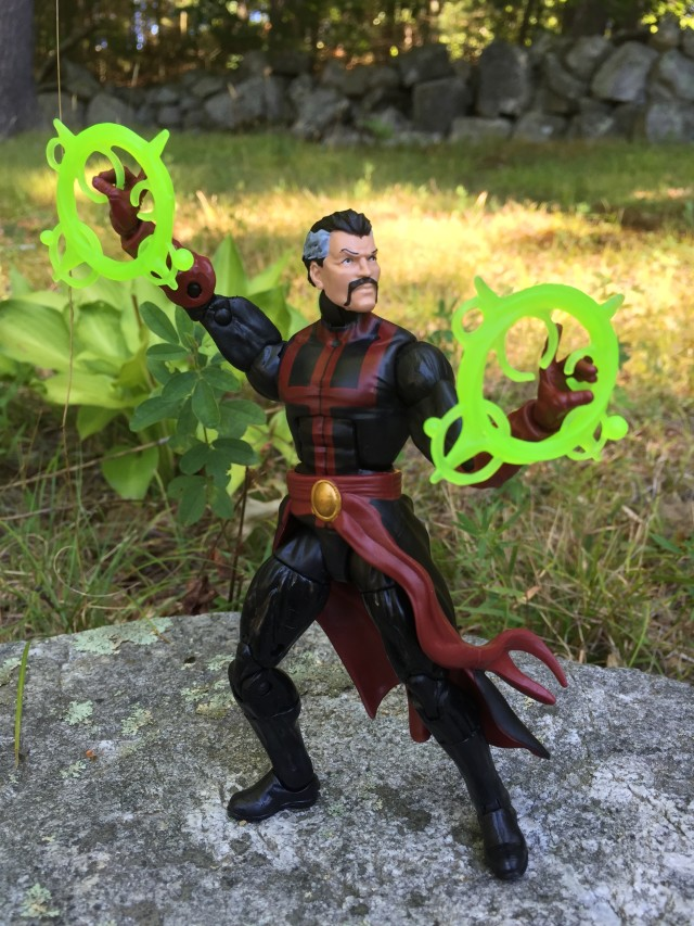 Avengers Legends Doctor Strange Wave 3 Figure Review