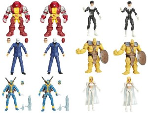 Marvel Infinite Series 2015 Wave 3 Case Ratios