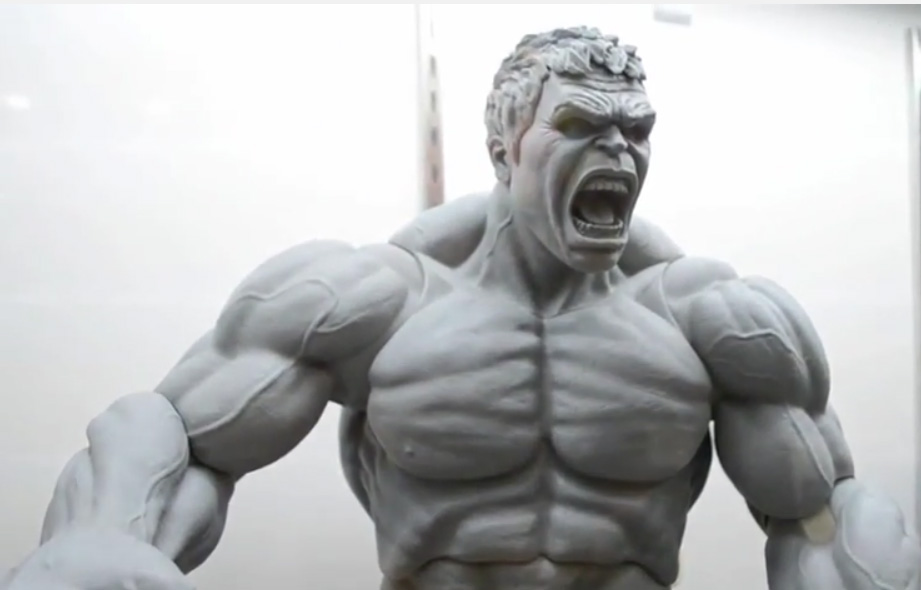 Age of Ultron 1/4 Scale Hulk Action Figure Preview by NECA New ...