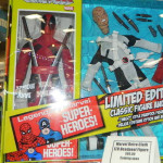 Retro Deadpool 8″ Figure Collector Set Up for Order!