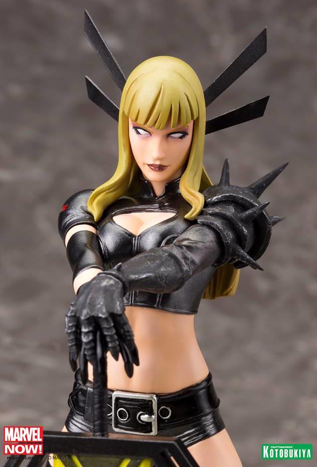 X-Men Kotobukiya Magik Statue