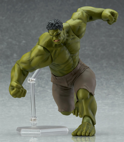 Avengers Hulk Figma Figure with Articulated Stand