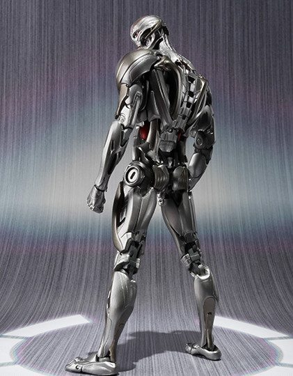 Back of SH Figuarts Ultron Action Figure
