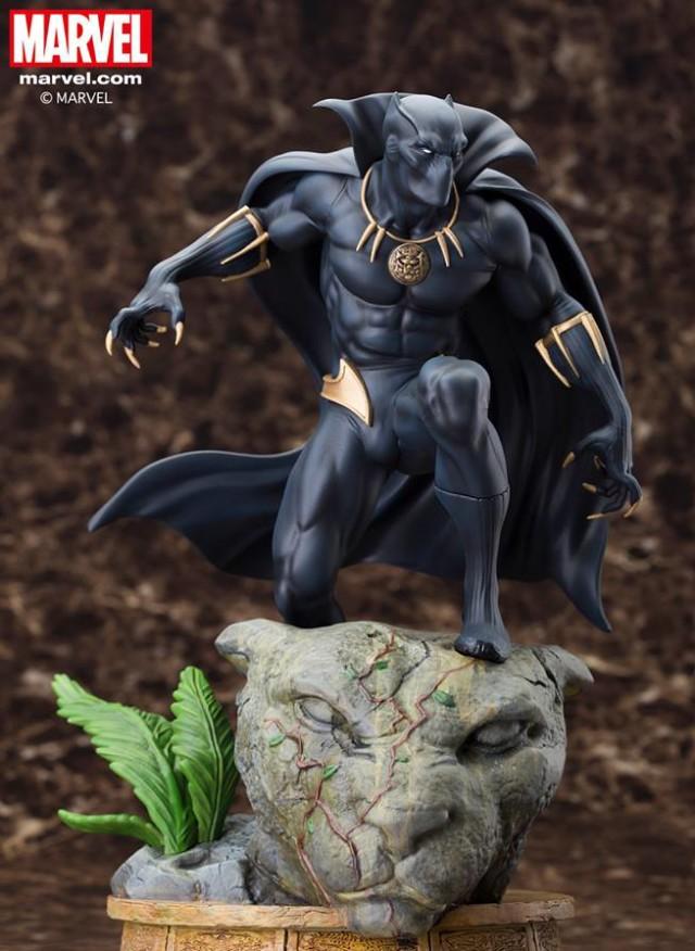 Black Panther Kotobukiya Statue