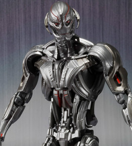 Close-Up of Bandai Tamashii Ultron SH Figuarts Figure