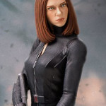 Gentle Giant Black Widow 9″ Statue Photos & Order Info!