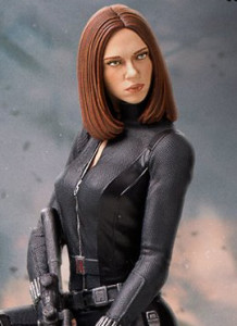 Gentle Giant Black Widow Marvel Collectors Gallery Statue Pre-Order