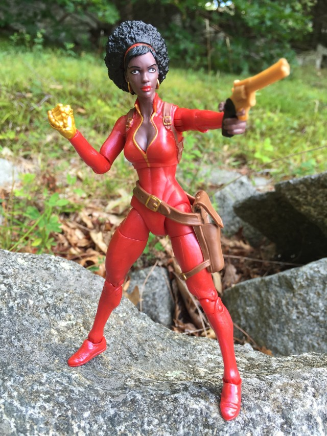 Spider-Man Legends Misty Knight Figure Review