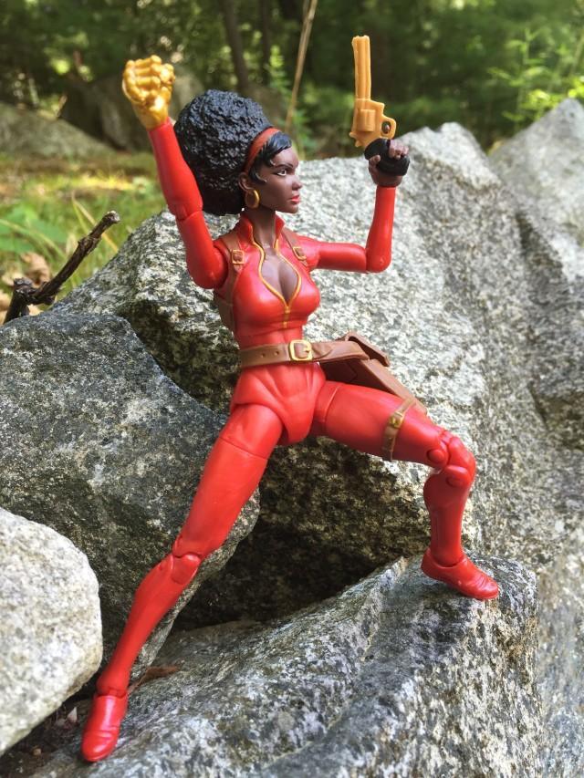 "Marvel Legends 2015 Spider-Man Misty Knight 6"" Figure"