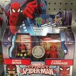 Exclusive Ultimate Spider-Man Minimates Released! Nova!