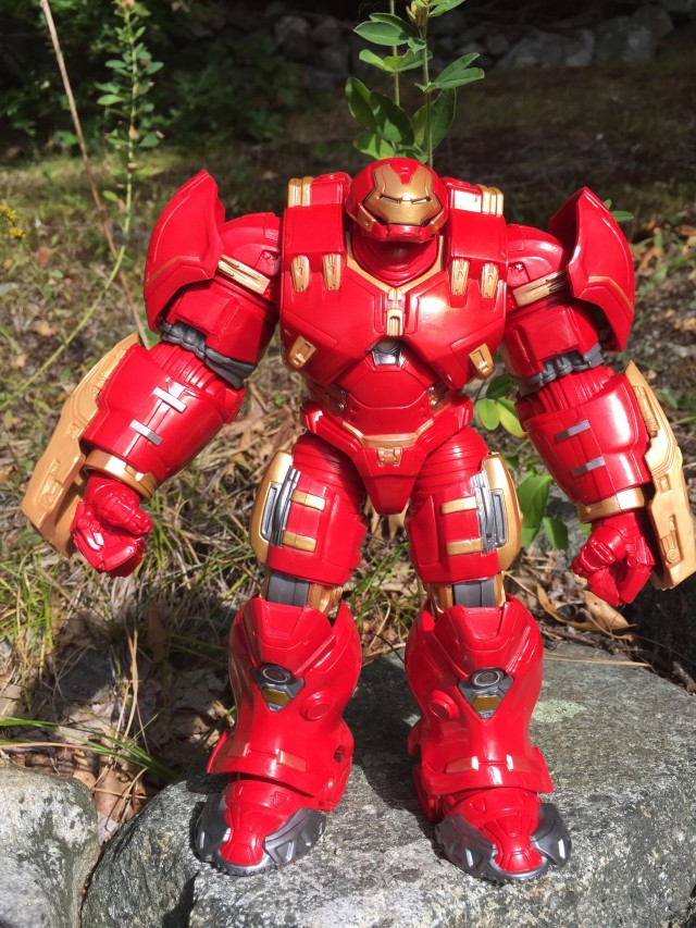 Avengers Marvel Legends 6 Inch Hulk Buster Iron Man Action Figure