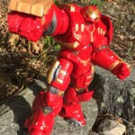 Marvel Legends Hulkbuster Iron Man Build-A-Figure Review!