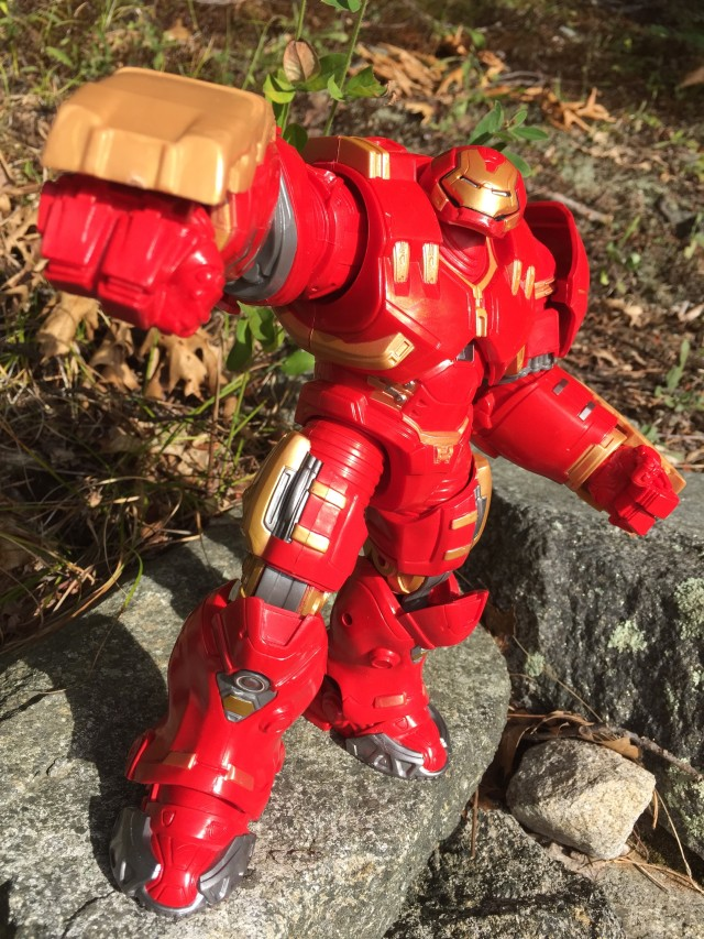 Marvel Legends Avengers Hulk Buster Iron Man Figure