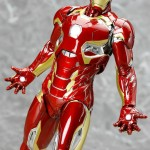 Kotobukiya Iron Man Mark XLV Statue Revealed & Photos!