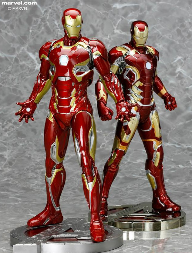 The gallery for --> Avengers 2 Iron Man Mark 43
