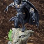 Kotobukiya Black Panther Statue Photos & Order Info!