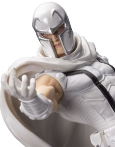 White Magneto Variant Kotobukiya ARTFX+ Statue