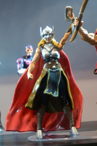 Lady Thor Marvel Infinite Series Hasbro Figure 2016