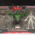 Marvel Legends Vision Target 3-Pack Exclusive Released!
