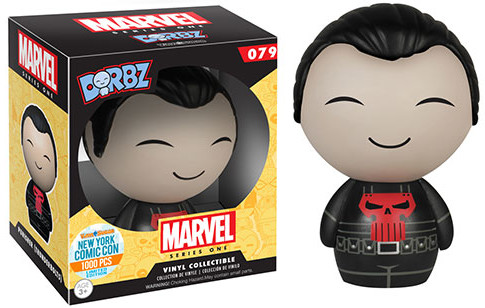 NYCC 2015 Exclusive Dorbz Thunderbolts Punisher Figure