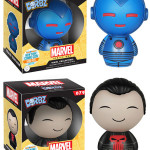 NYCC 2015 Exclusive Funko Dorbz! Punisher & Stealth IM!
