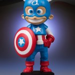 Skottie Young Captain America Baby Statue Up for Order!