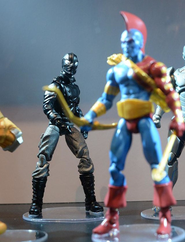 "Marvel Universe 2016 Infinite Series Captain Marvel 3.75/"" Loose Action Figure"