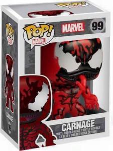 Carnange Funko POP Vinyl Figure Packaged