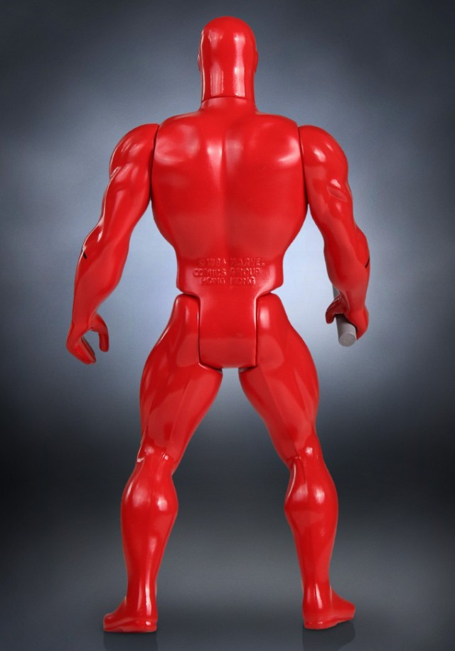 Gentle Giant 12 Inch Daredevil Figure Back