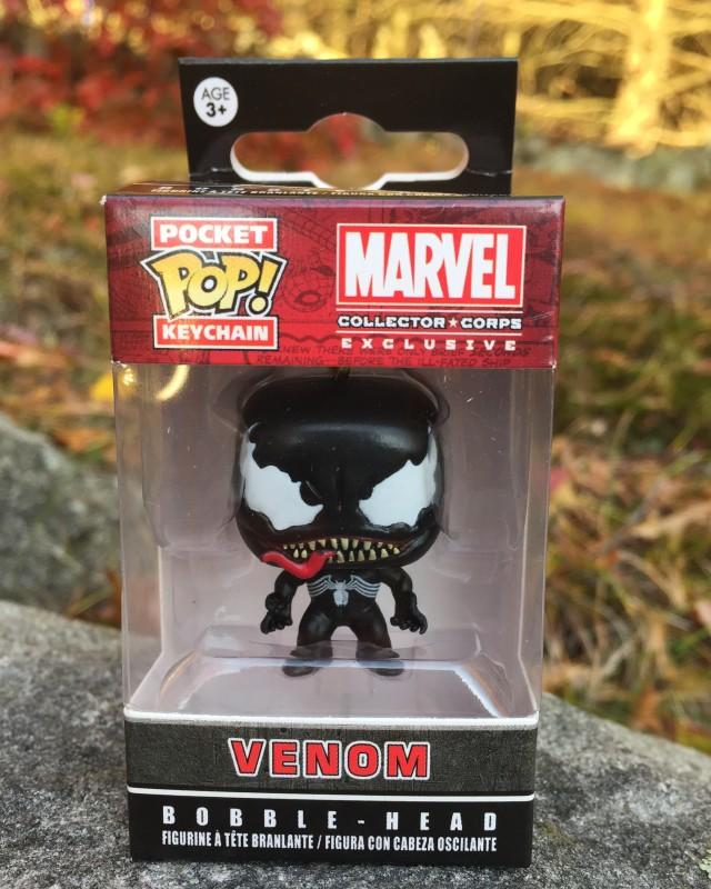 Funko Venom Pocket POP Keychain Exclusive
