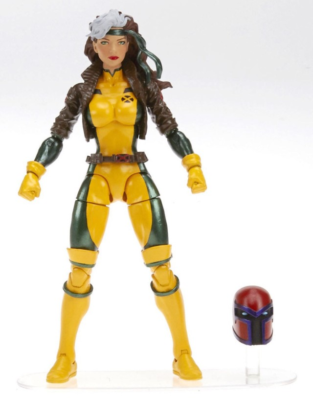 X-Men Marvel Legends 2016 Rogue Figure with Classic Onslaught Head