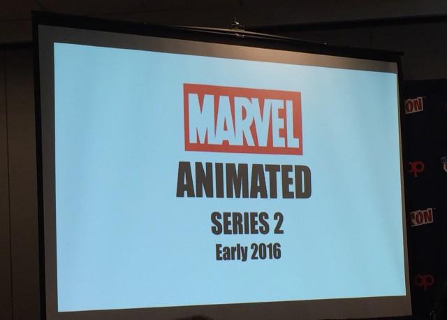 NYCC 2015 Minimates Panel Marvel Animated Series 2 2016
