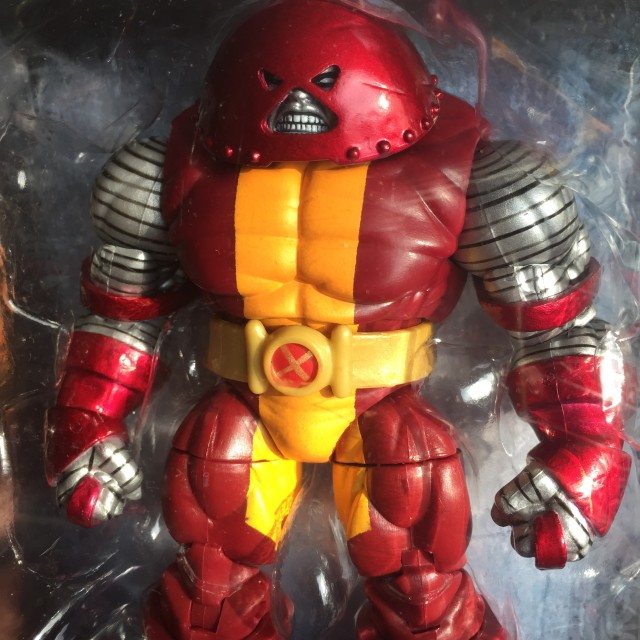 Hasbro Marvel Universe 2015 Juggernaut Colossus Action Figure