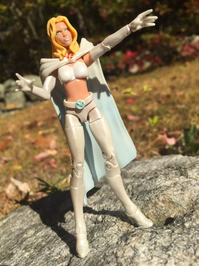 Marvel Infinite Series Emma Frost Action Figure