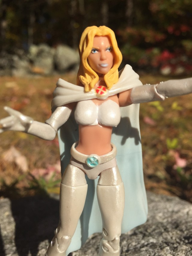 Hasbro Marvel Infinite Series Emma Frost Figure Review