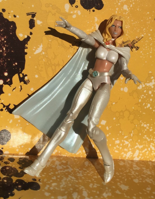 "4"" Marvel Infinite Series Emma Frost Figure 2015"