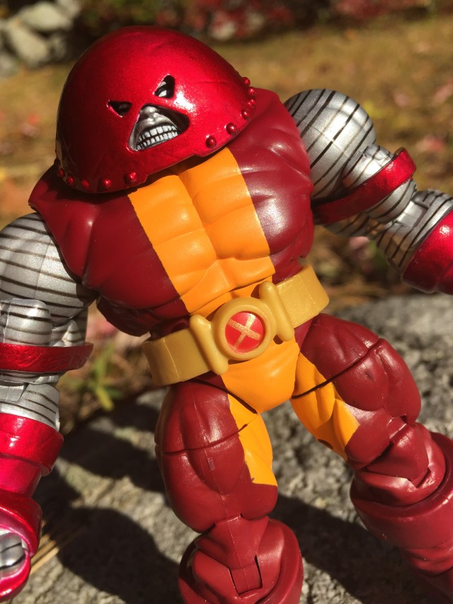 Marvel Infinite Series Colossus Juggernaut Review