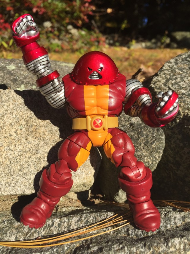 Hasbro Juggernaut Colossus Action Figure