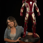 42 Inch Iron Man Mark 43 Legendary Scale Statue Pre-Order!