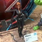 SH Figuarts Black Widow Hawkeye & Tony Stark Revealed!