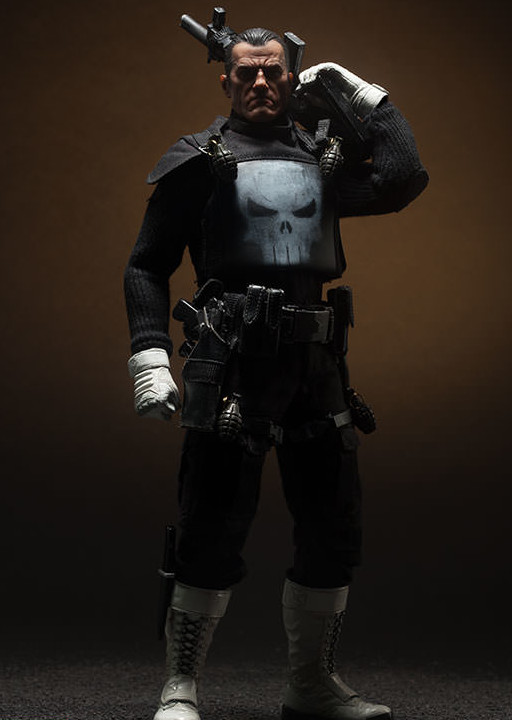 Sideshow Collectibles Punisher 12 Inch Figure