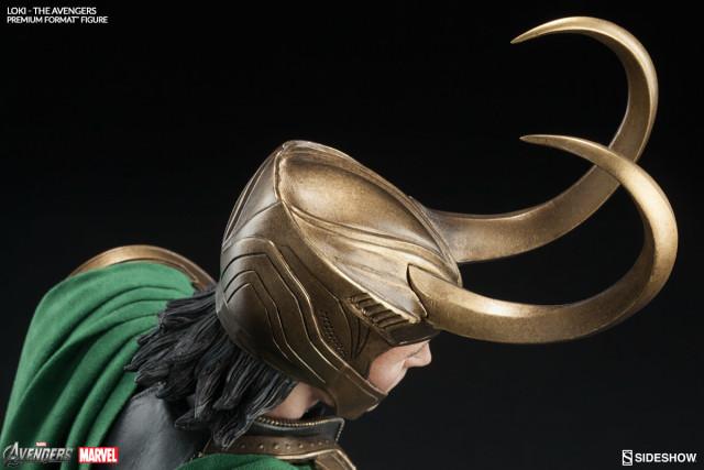 Sideshow Premium Format Figure Loki Helmet