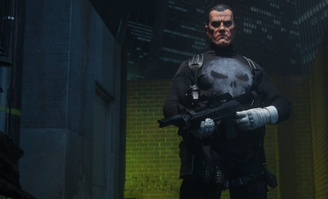 Sideshow The Punisher Sixth Scale Figure Revealed