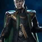 Sideshow Loki Premium Format Figure Photos & Order Info!