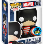 Funko US Agent POP Vinyl Exclusive! Comikaze 2015!