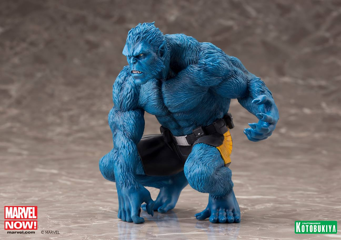 Image result for Marvel Now! X-Men Beast ArtFX+ Statue