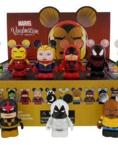 Disney Vinylmation Marvel Series 3 Vinyl Figures